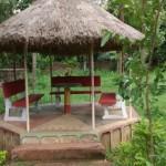 Sitzgelegenheiten für die Schüler